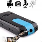 HD-Spionkamera im USB-Stick aus dem Abhoergerate-Shop von www.McSpy.biz