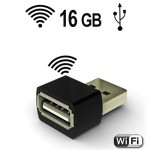 McSpy WiFi USB-Keylogger Mini, 16 GB